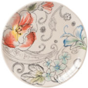 Fitz and Floyd® Paisley Park Floral Salad Plate