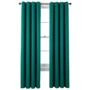 Studio™ Luna Grommet-Top Lined Blackout Curtain Panel