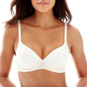 Ambrielle® Everyday Rose Jacquard Full-Coverage Bra