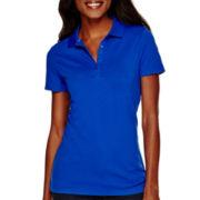 St. John's Bay® Short-Sleeve Polo Shirt