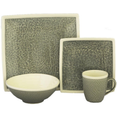 jcpenney.com | Sango Vega 16-pc. Square Dinnerware Set