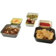 Vacu Vin™ 6-pc. Serve & Stack Set
