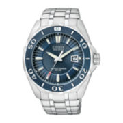 Citizen® Signature Courageous Mens Stainless Steel Watch BL1258-53L
