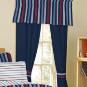 Regatta Striped Window Treatments