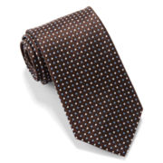 Stafford® Solid Texture Geo Tie