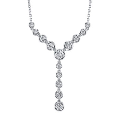 jcpenney.com | Sirena® 1 CT. T.W. Diamond 14K White Gold Necklace