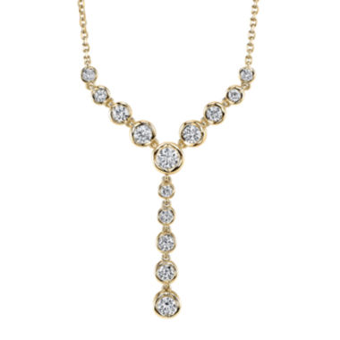 jcpenney.com | Sirena® 1 CT. T.W. Diamond 14K Yellow Gold Necklace