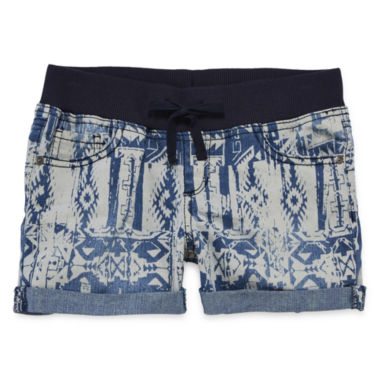 jcpenney.com | Arizona Denim Shorts - Girls 7-16 and Plus