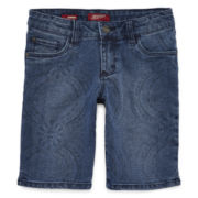 Arizona Bermuda Shorts - Girls 7-16 and Plus