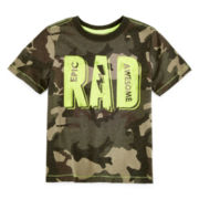 Arizona Short-Sleeve Graphic Tee - Preschool Boys 4-7