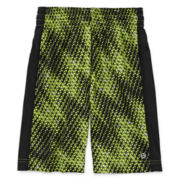 Xersion™ Vital Quick-Dri Printed Shorts - Preschool Boys 4-7