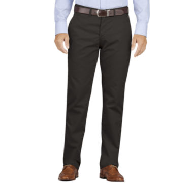 jcpenney.com | Dickies® Slim-Fit Flat-Front Khakis