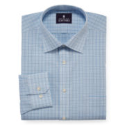 Stafford® Travel Easy-Care Broadcloth Dress Shirt - Regular Fit