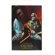 Star Wars® Episode 7 All Characters Poster Wall Decor