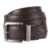 Columbia® Reversible Center Laced Belt - Big & Tall
