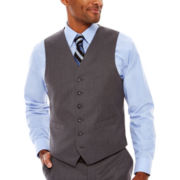Stafford® Travel Suit Vest - Classic Fit