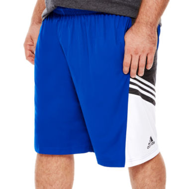 jcpenney.com | adidas® Team Speed Practice Shorts - Big & Tall