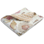 Castaway Quilted Cotton Throw
