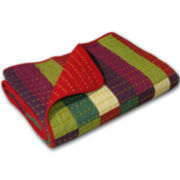 Jubilee Quilted Cotton Throw