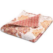 Tuscany Quilted Cotton Throw