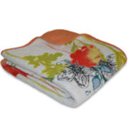 Watercolor Dream Quilted Cotton Throw