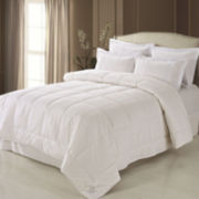 Australian Wool-Filled Cotton Comforter