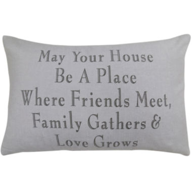 jcpenney.com | Park B. Smith® May Your House Be Decorative Pillow