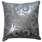 Park B. Smith® East Gate Foil-Printed Decorative Pillow