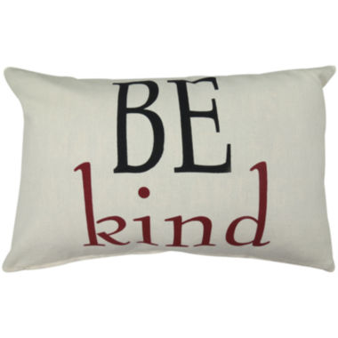 jcpenney.com | Park B. Smith® Be Kind Feather Decorative Pillow