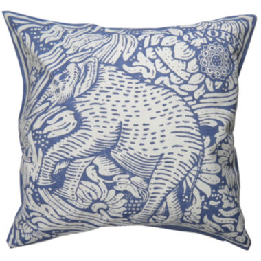 jcpenney.com | Park B. Smith® Bombay Elephant Feather Decorative Pillow