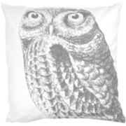 Park B. Smith® Owl Feather Decorative Pillow