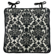 Park B. Smith® Devonshire Damask Tapestry Chair Cushion