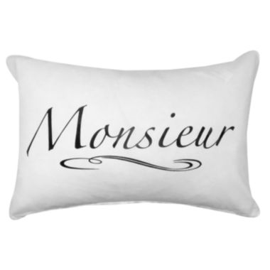jcpenney.com | Park B. Smith® Monsieur Feather Decorative Pillow
