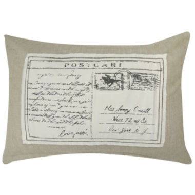 jcpenney.com | Park B. Smith® Postcards Feather Decorative Pillow