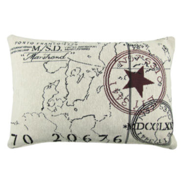 jcpenney.com | Park B. Smith® World Tapestry Decorative Pillow
