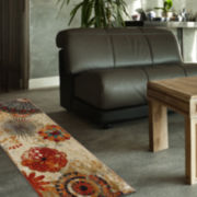 Mohawk Home® Caravan Medallion Runner Rug