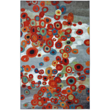 jcpenney.com | Mohawk Home® Tossed Floral Rectangular Rug