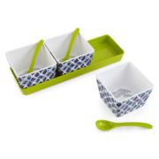 Outdoor Oasis™ 7-pc. Melamine Condiment Set