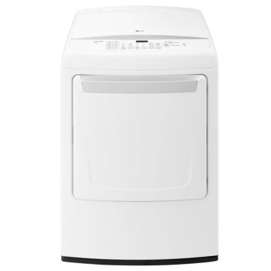 jcpenney.com | LG ENERGY STAR®  7.3 cu. ft. Ultra-Large CapacityHigh Efficienty Front Control Dryer with NFC TagOn