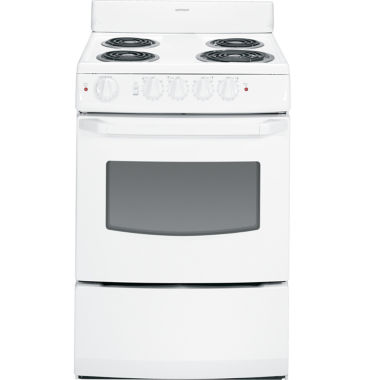 "jcpenney.com | Hotpoint® 24"" Electric Free-Standing Range"