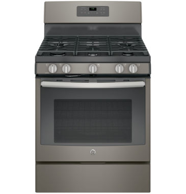 "jcpenney.com | GE® 30"" Free-Standing Gas Range"