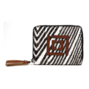 Liz Claiborne® Echo Small Zip-Around Wallet