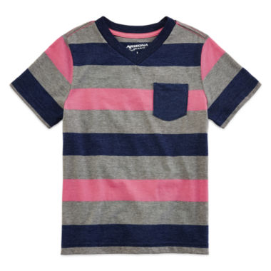 jcpenney.com | Arizona Short-Sleeve Striped Tee - Preschool Boys 4-7