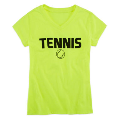 jcpenney.com | Xersion™ Tennis Graphic Tee Girls 7-16