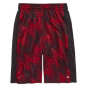 Xersion™ Vital Quick-Dri Printed Shorts - Boys 8-20