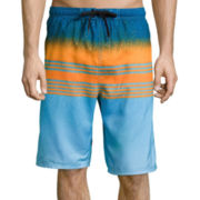 Burnside® Splatter Board Shorts
