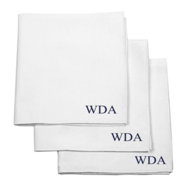 jcpenney.com | Personalized Handkerchief Set