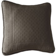 "Historic Charleston Collection™ King Charles 18"" Square Decorative Pillow"