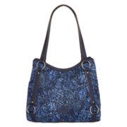St. John's Bay® Dominique Shoulder Bag