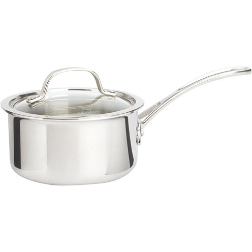 Calphalon® Tri-Ply 1.5-qt. Stainless Steel Saucepan